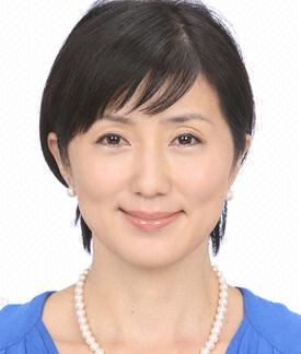 初代キャスター佐々木恭子