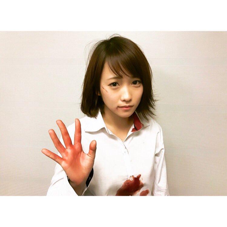 映画亜人出演の下村泉役川栄李奈