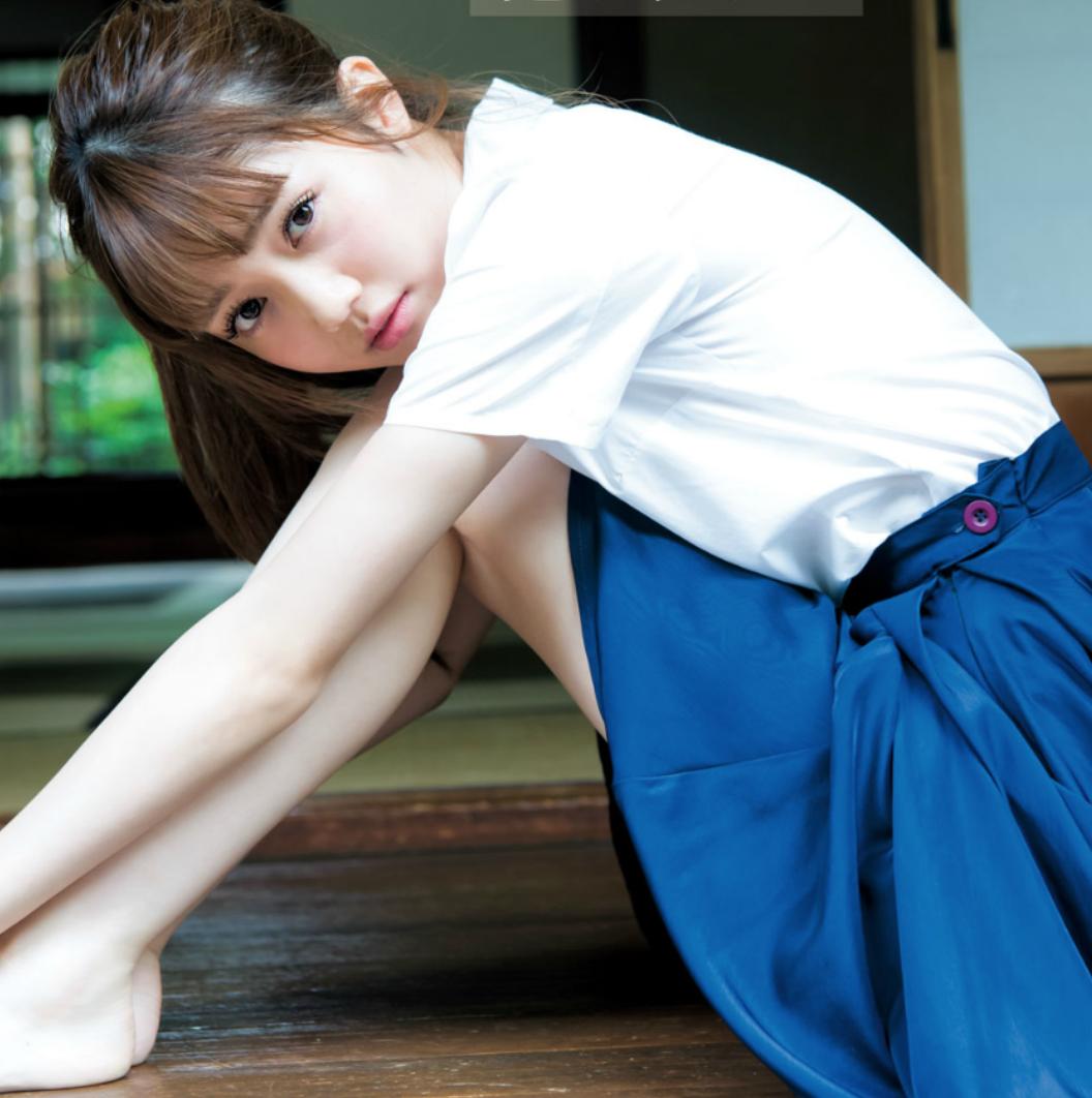 《ヤンジャン》表紙の松川奈々花とは?2017年10月5日(木)発売No.45号