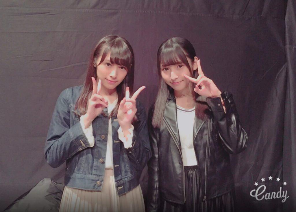 【欅坂46】渡辺梨加と【HKT48】栗原紗英は似てる?