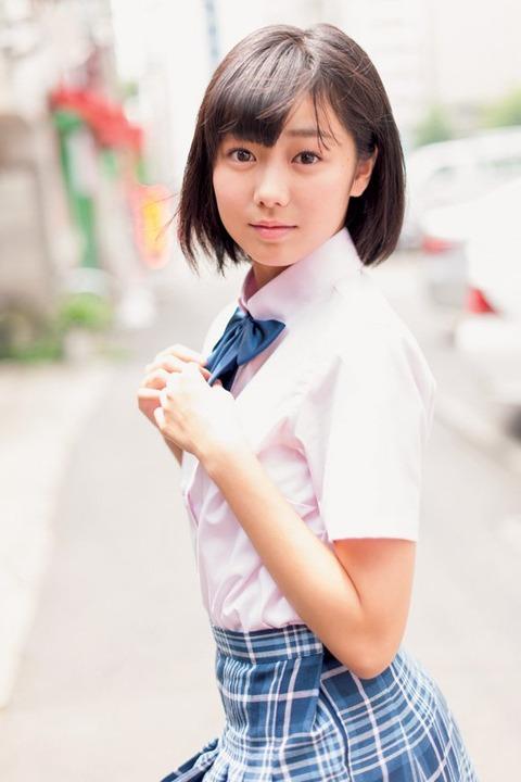 《週プレ》仮面ライダーヒロイン高田夏帆のグラビアがすごい!