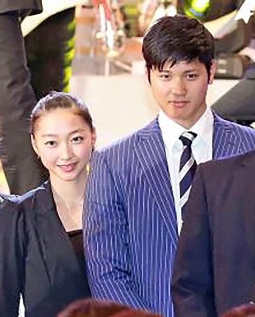 畠山愛理の彼氏は大谷翔平という真相は?