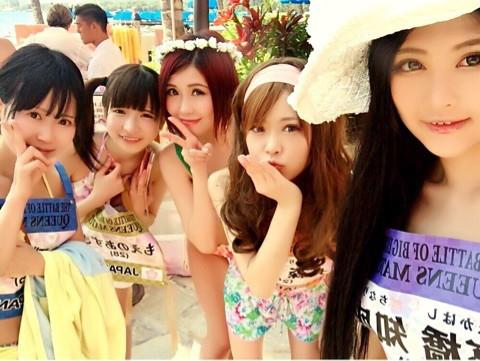 元祖!大食い王決定戦(2016夏)爆食女王 新時代突入戦