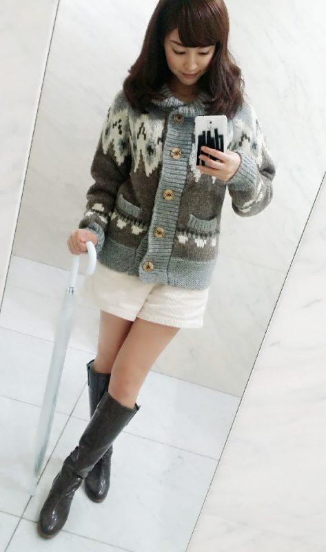 新井恵理那(あらいえりな)かわいいブーツ姿|まとめ