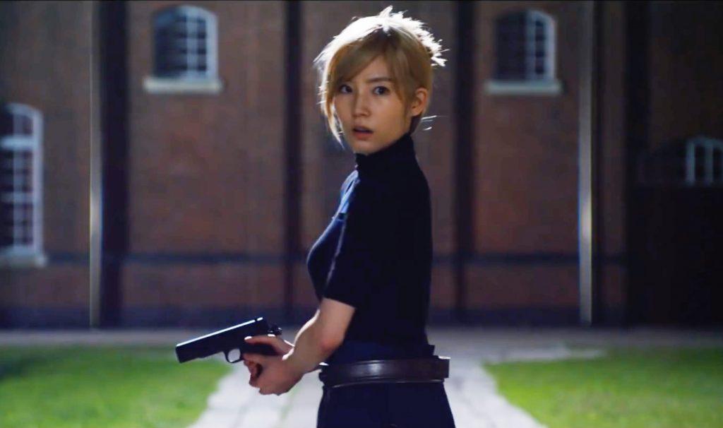 【映画】鋼の錬金術師ホークアイ中尉は誰?実写版『ハガレン』