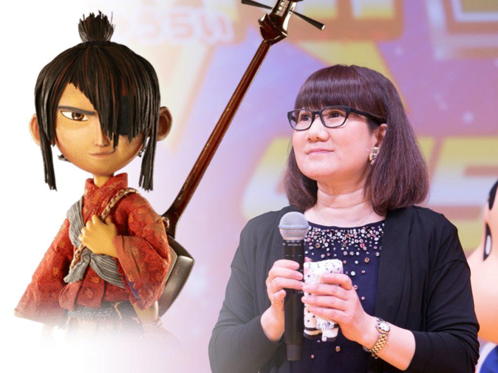 アニメ映画『KUBO/クボ』日本語吹き替え《闇の姉妹》の声優は誰?
